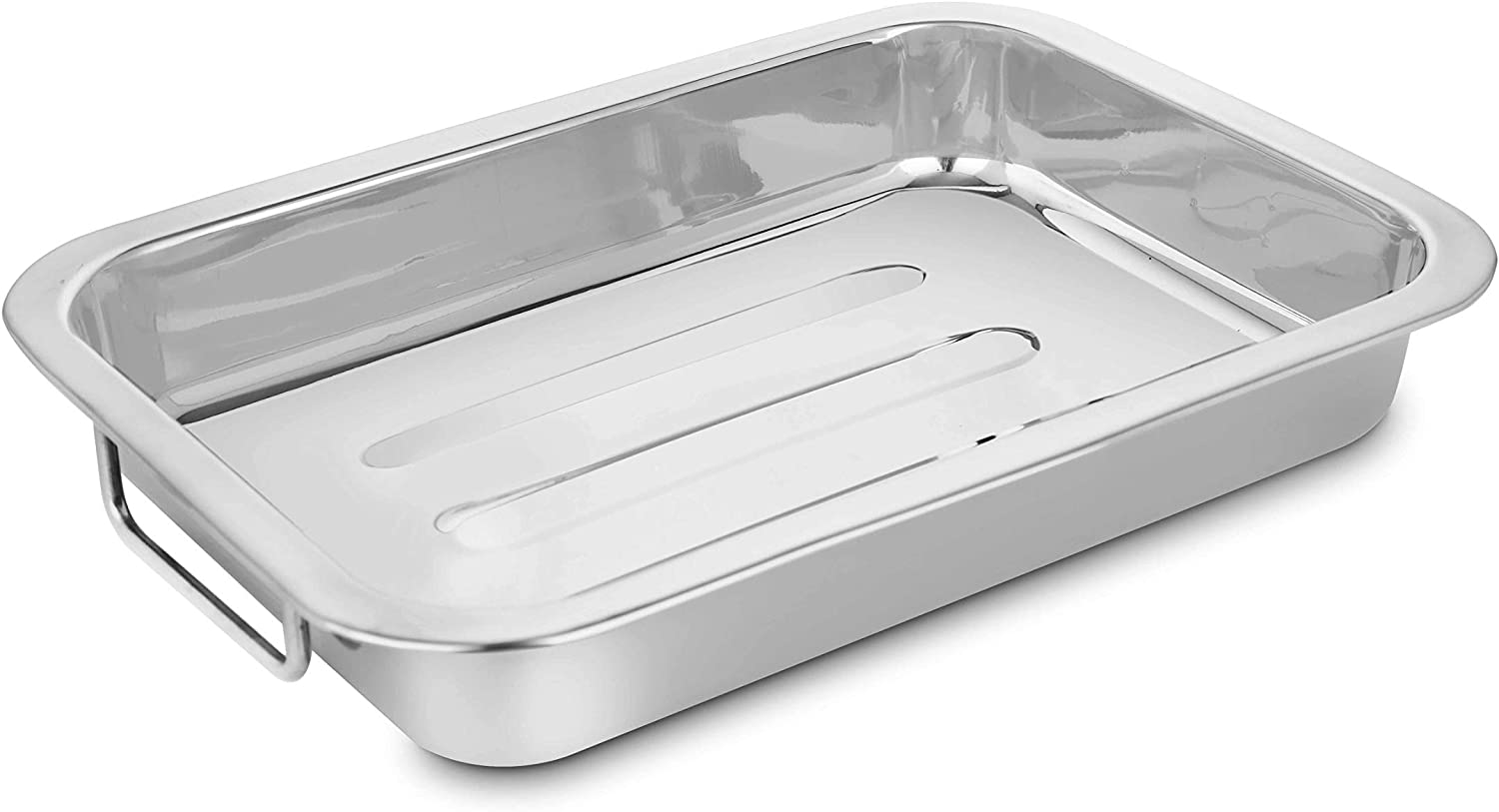 Penguin Home 3261 Professional Stainless Steel Roasting/Lasagne ...