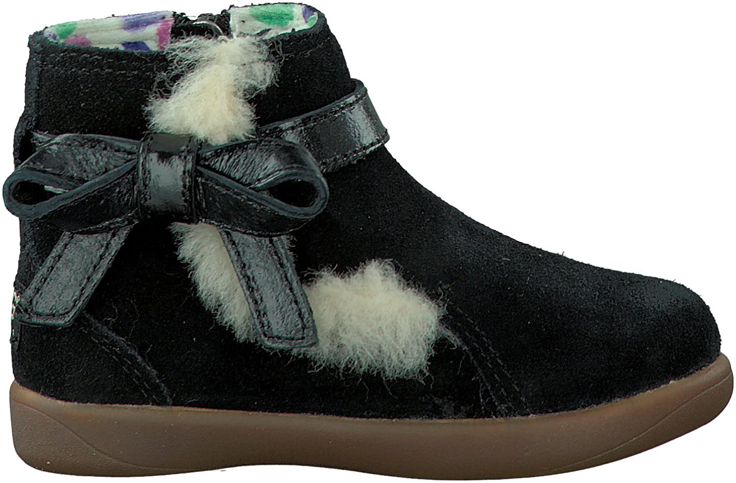 b632e5a4fe2 UGG Australia Boots Libbie - Black, 26: Amazon.co.uk: Shoes & Bags