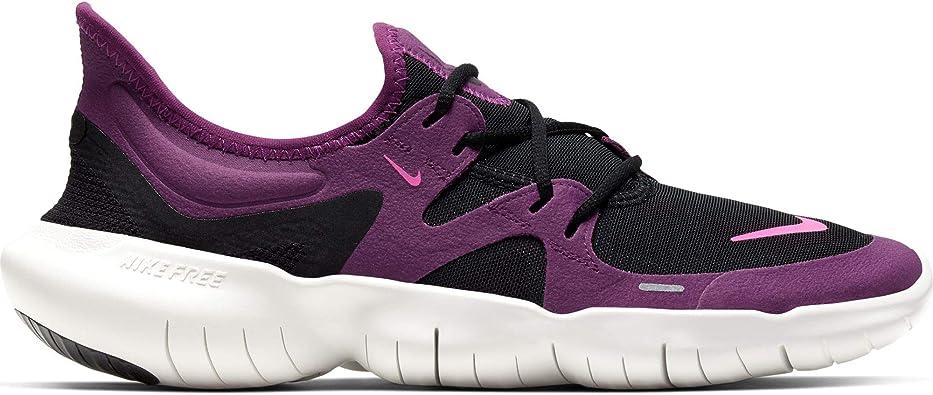 Nike Damen WMNS Free Rn 5.0 Leichtathletikschuhe, grau