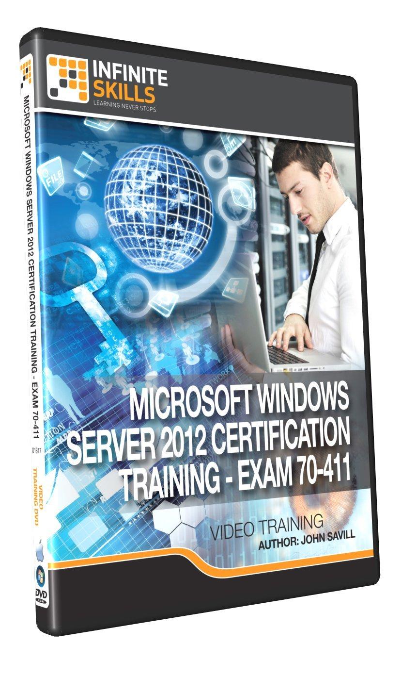 Amazon learning microsoft windows server 2012 certification amazon learning microsoft windows server 2012 certification exam 70 411 training dvd xflitez Image collections