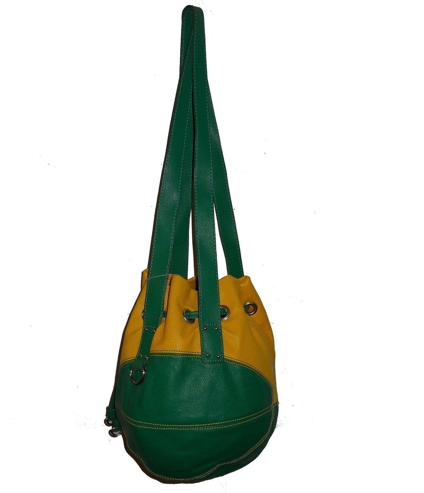 r25 Green and Yellow BASKETBALL PURSE Shoulder Bag NBA Celtics NCAA Bears Fighting Irish Ducks