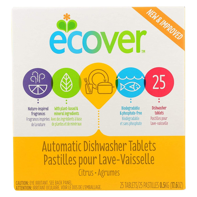 Auto Ecológica 17,6 oz lavavajillas Tablet (juego de 2): Amazon.es ...