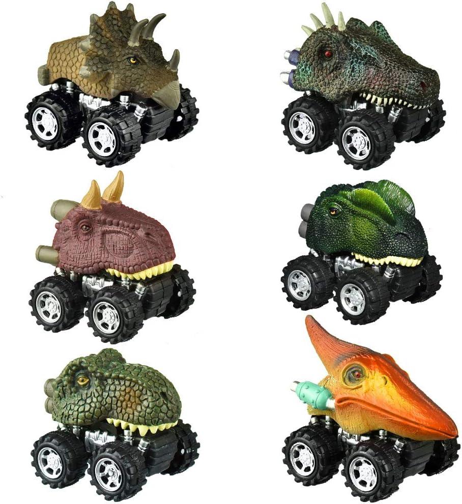 Dinosaur Toy Cars
