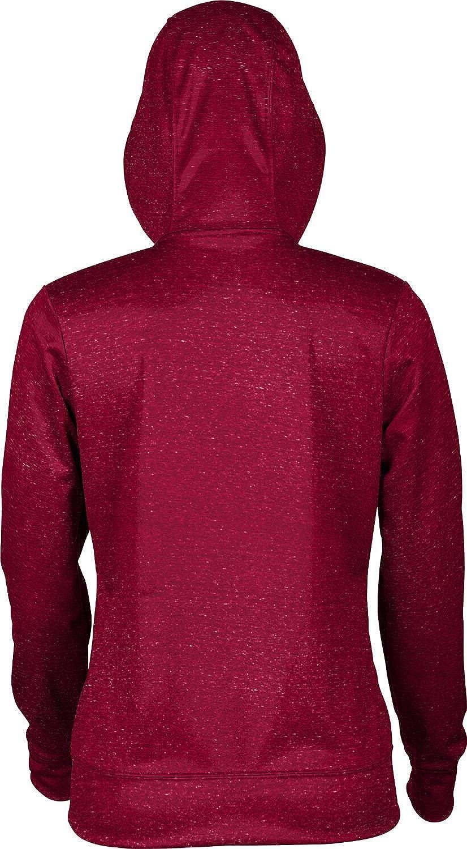 Heather School Spirit Sweatshirt ProSphere Tuskegee University Girls Zipper Hoodie