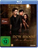 New Moon - Bis(s) zur Mittagsstunde (Deluxe Fan Edition) [Blu-ray]