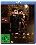 New Moon - Bis(s) zur Mittagsstunde (Deluxe Fan Edition) [Blu-ray]