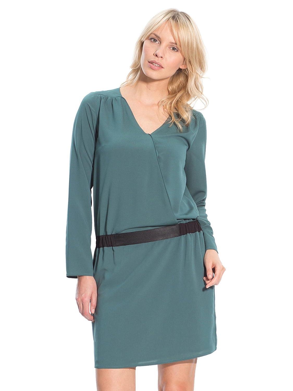 Balsamik - Plain Short Dress, Fuller Bust Fitting - women