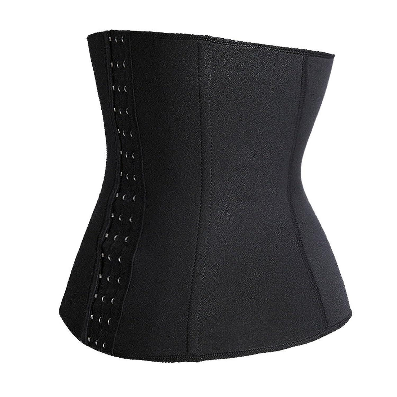 Junlan Women's Cincher Shapewear Waist Trainer Belt Corset Hourglass for Cloth