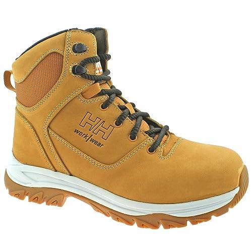 d41126e4874 Helly Hansen Mens Workwear Ferrous Steel Toe Cap Saftey Work Boots ...
