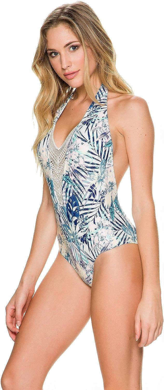 Roxy Womens Sea Lovers One Piece Swimsuit
