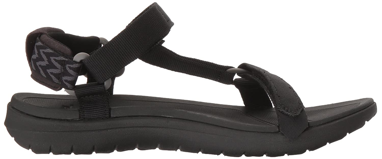 Teva Women's W Sanborn Universal Sandal B01IPZJ426 B01IPZJ426 Sandal 10 M US|Black 545432