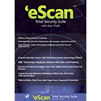 eScan Total Security Suite with Cloud Security - 2 Users, 3 Years (CD)