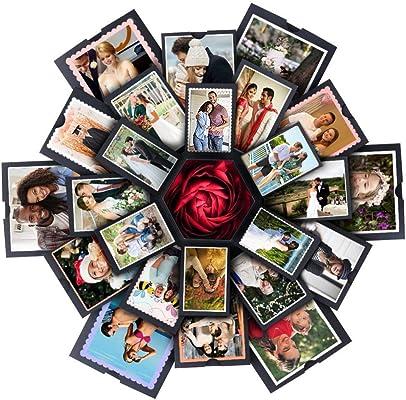 Caja regalo para enamorados