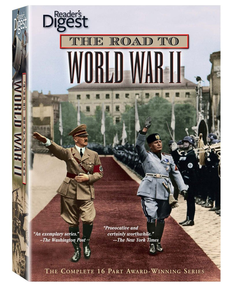 The Road to World War II 6 pk.