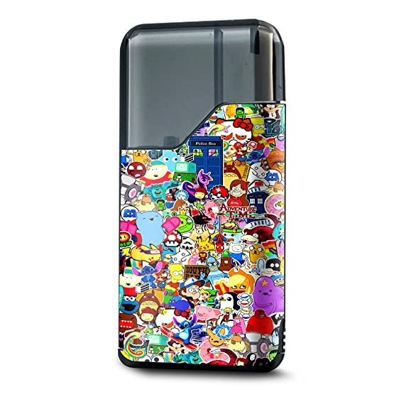 Skin Decal Vinyl Wrap for Suorin Air Kit Vape skins stickers cover/Sticker  collage,sticker pack