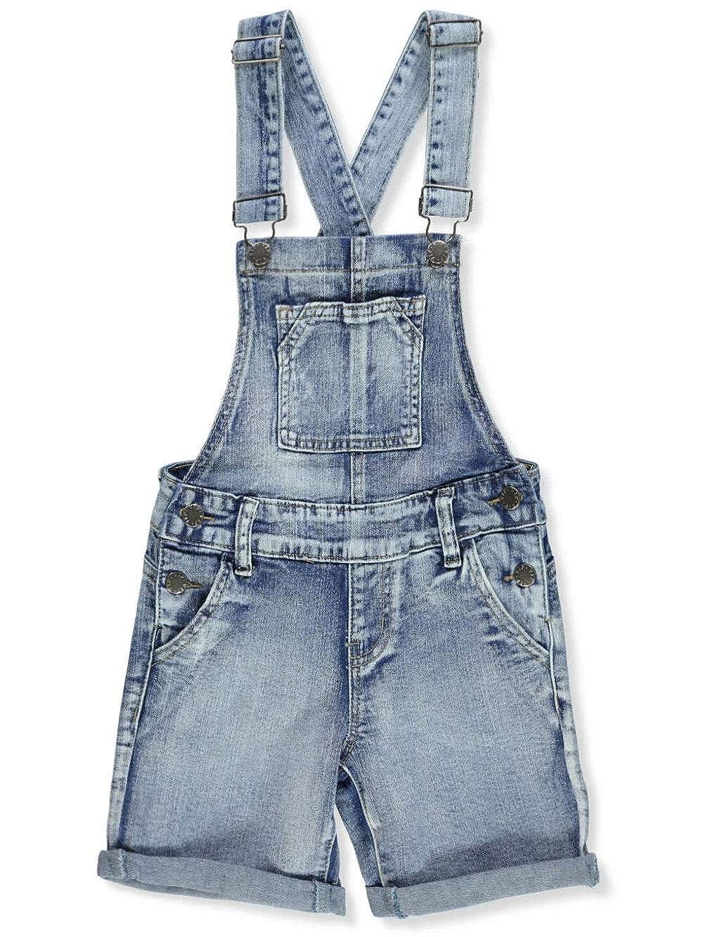 VIP Jeans Girls Denim Shortalls