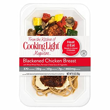 Attractive Cooking Light, Blackened Chicken Breast, 11.1 Oz Nice Design