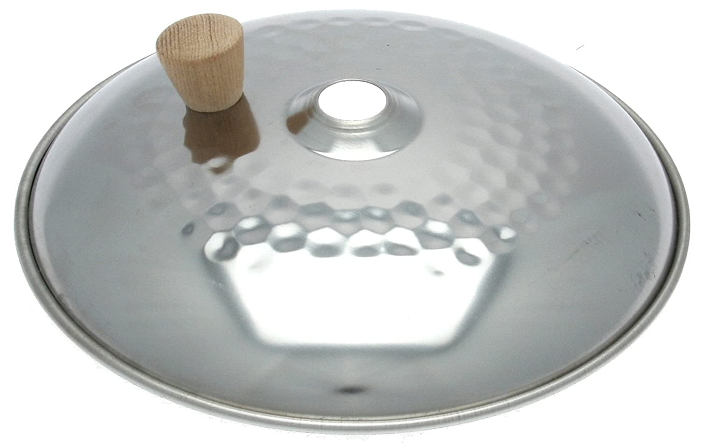 Kotobuki 410-161 Japanese Stainless Steel Donburi Pan Lid