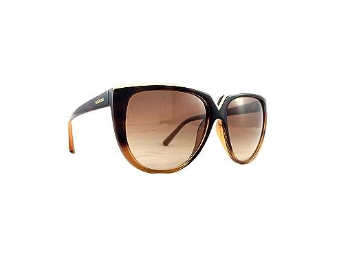 Valentino - Gafas de sol - para mujer Marrón marrón: Amazon ...