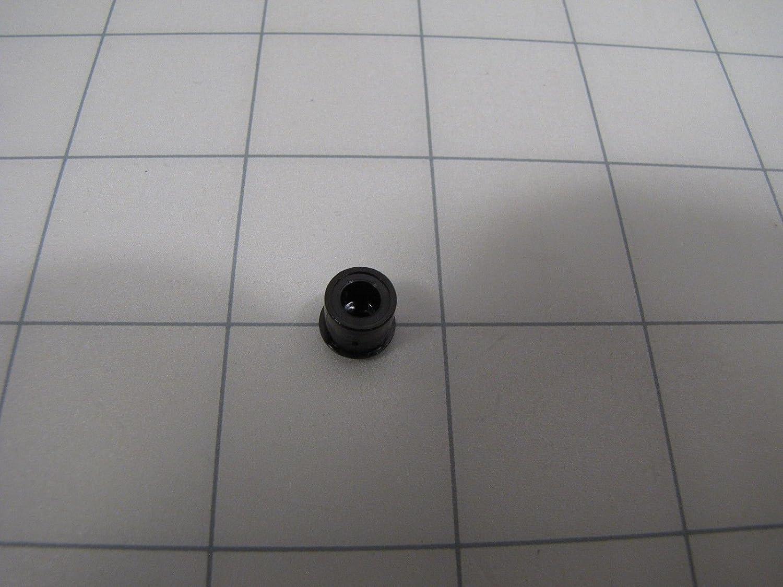 10 Pack Wunder-Bar Wunderbar PH10-37 Domed Button Plug Black NEW