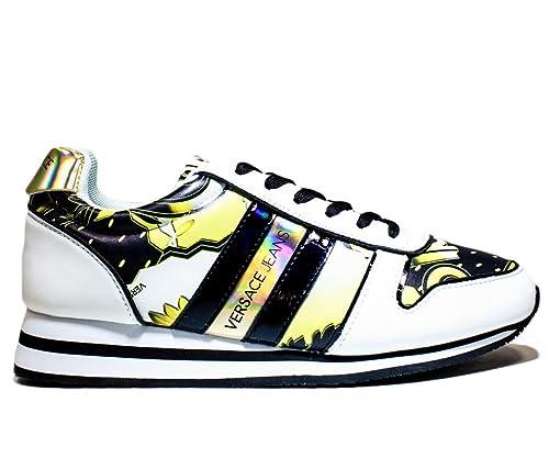 Versace J E0VNBSA1 75563 MCI Scarpe Donna Sneaker con Tacco e319c33c426