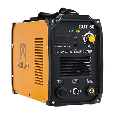 SUNCOO Cut-50 Plasma Cutter Electric DC Inverter Cutting Machine
