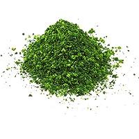 Imported Mini Trees Leaves Foliage Model Landscape DIY - Dark Green & Light Green