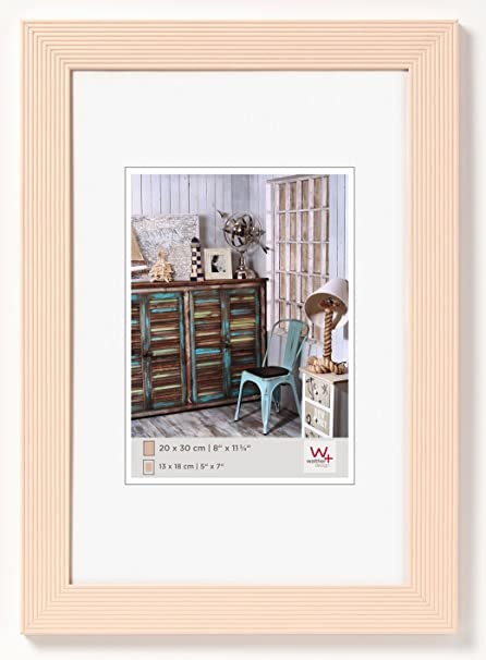 Walther Design Hi318c Grado Wooden Picture Frame 5 X 7 Inch 13 X