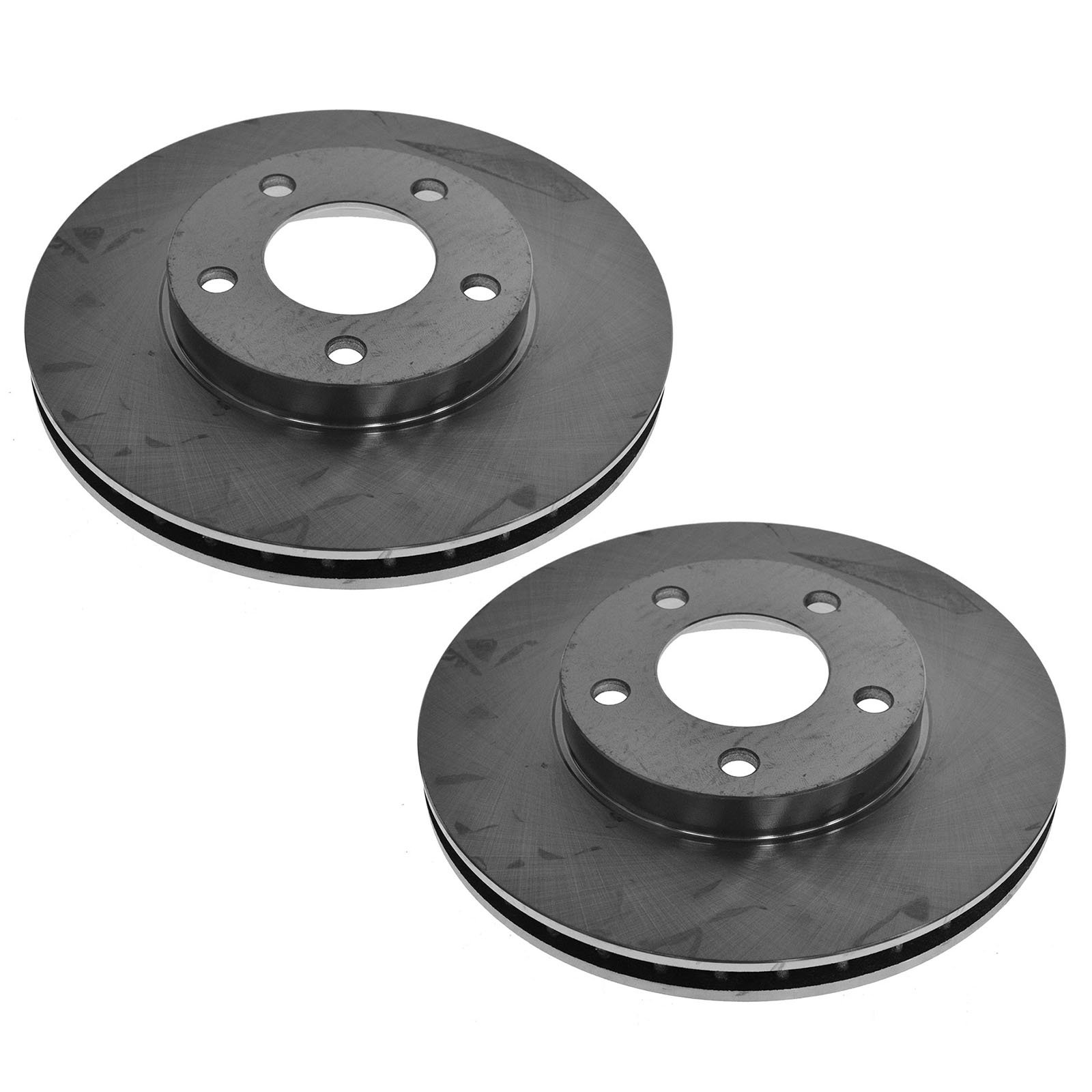 Front Disc Brake Rotors Pair Set of 2 For Escape Mariner Tribute