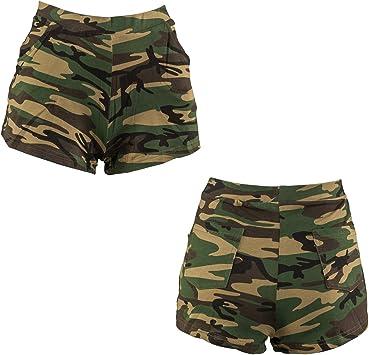 NET TOYS Pantaloncini Colore Mimetico Shorts mimetici LXL