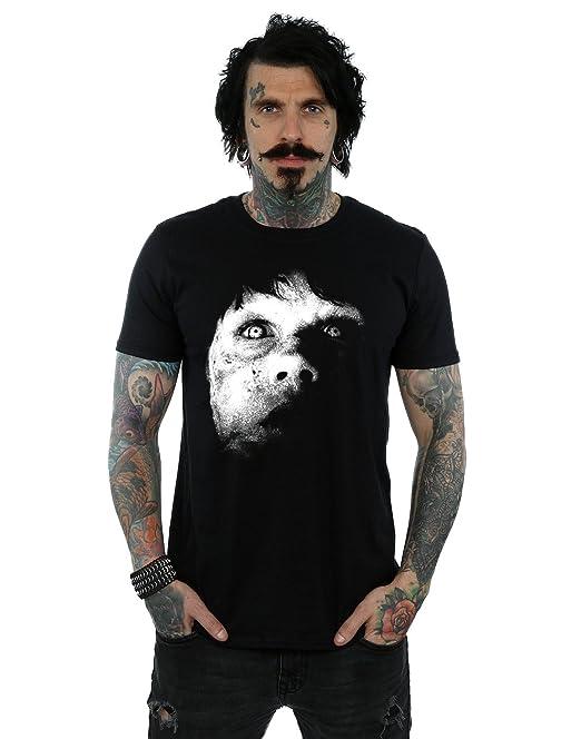 The Exorcist Hombre Pazuzu and Regan Camiseta F9kkH