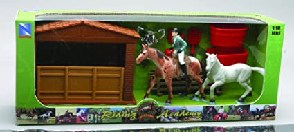 My Very Own Equestrian Horse Riding Academy Set