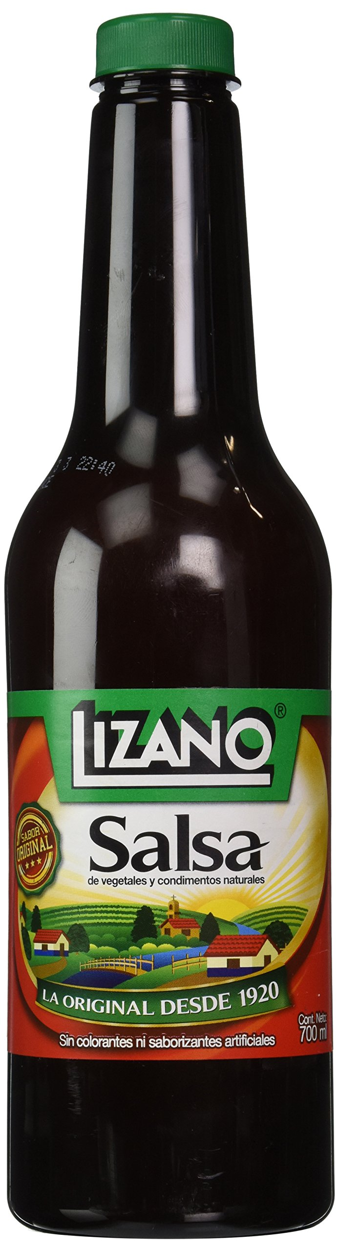 Lizano Salsa, 24.7 Oz | 700ml by Lizano