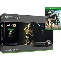 Microsoft 1TB Xbox One X Fallout 76 Console + Titanfall 2