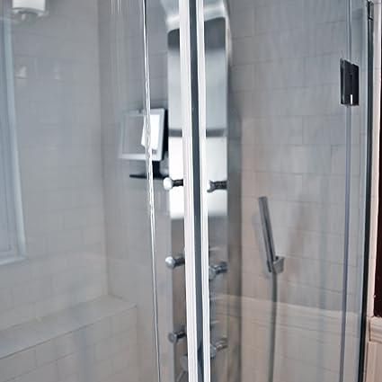 Replacement Shower Door Seal Shower Door Sweep 72 Inches 6 Ft In