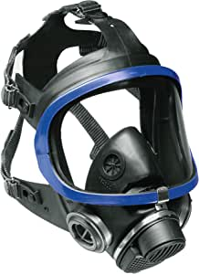 Dräger X-plore 5500 Full Face Respirator mask | Universal-Size Reusable face Piece for Various Applications