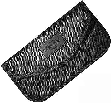 Monojoy Keyless Go Schutz Autoschlüssel Faraday Tasche Rfid Funkschlüssel Abschirmung Schlüsseltasche Auto Blocker Faraday Schlüsseltasche Strahlenschutz Tasche Blocking Hülle Elektronik