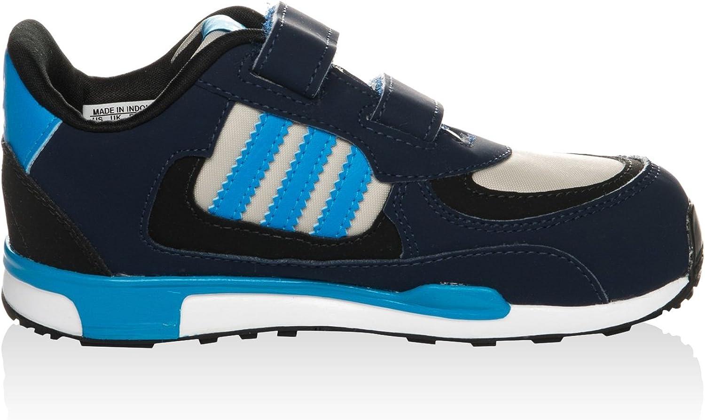 adidas Unisex Zx 850 Cf I Sneaker Blau/Grau