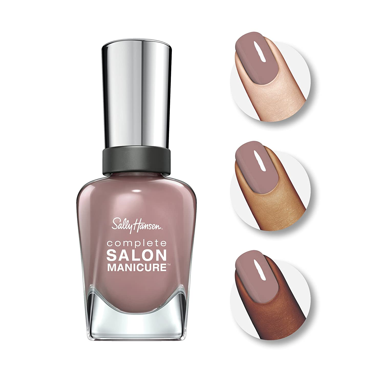 Amazon.com: Sally Hansen - Complete Salon Manicure Nail Color, Pinks ...