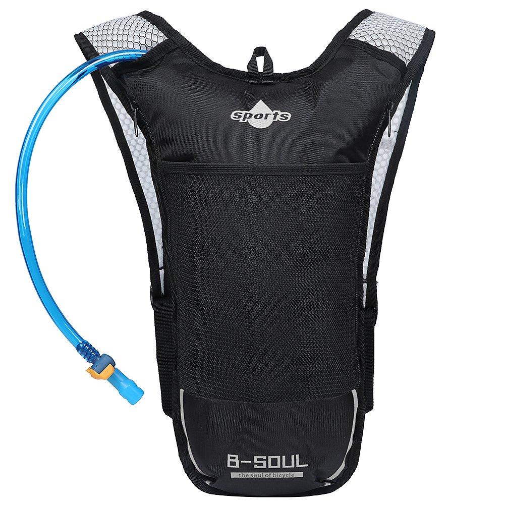 EGOGO Deporte Mochila Hidratación de mochila de senderismo corriendo ciclismo con L