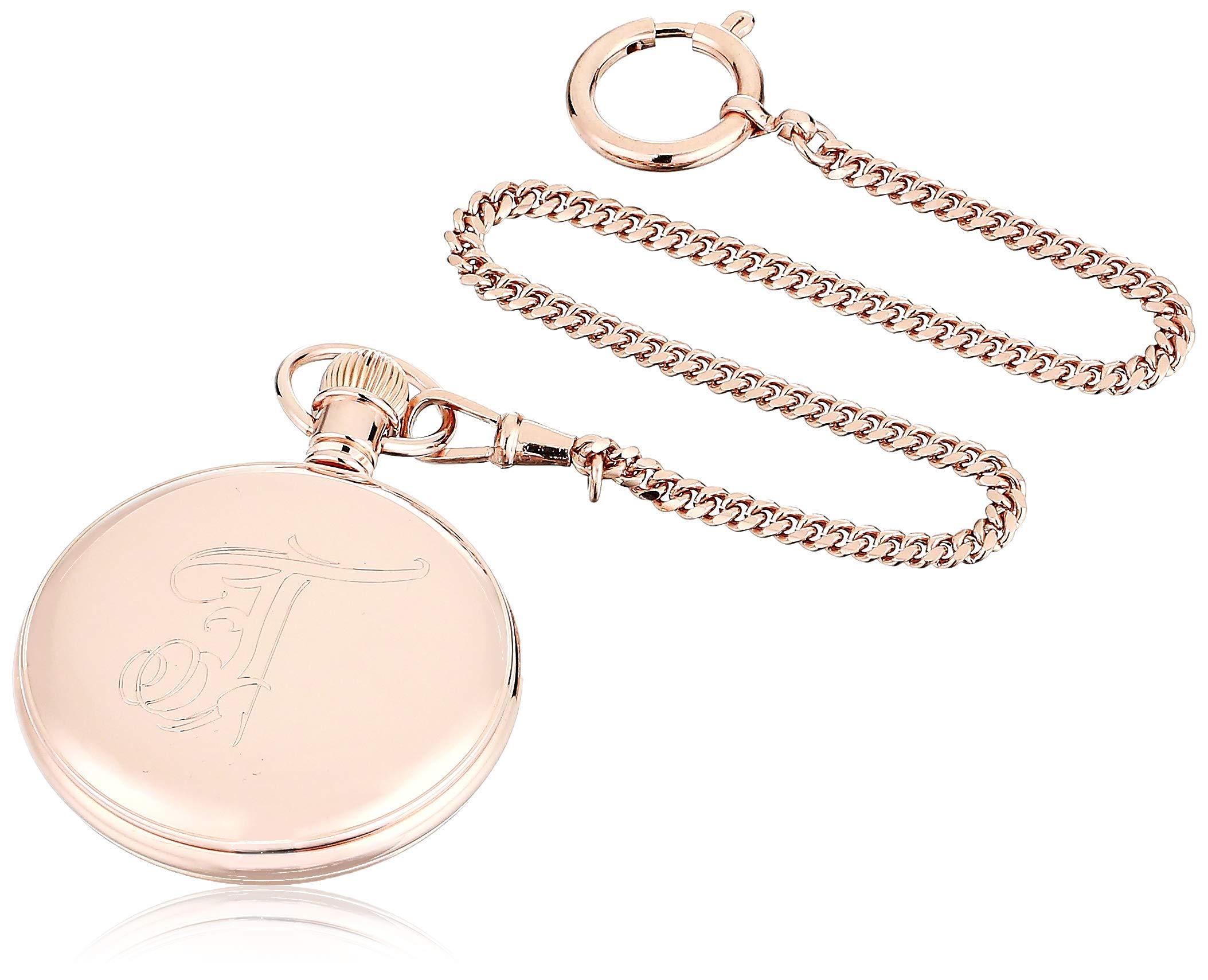Tissot Unisex Lepine Mechanical Brass Pocket Watch (Model: T8614059903301)