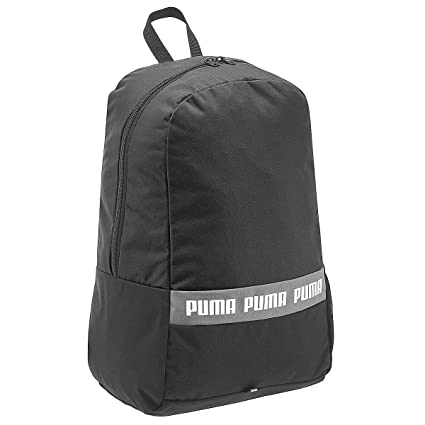 Puma Fase II Mochila, PUMA Black, 50 x 41 x 4 cm