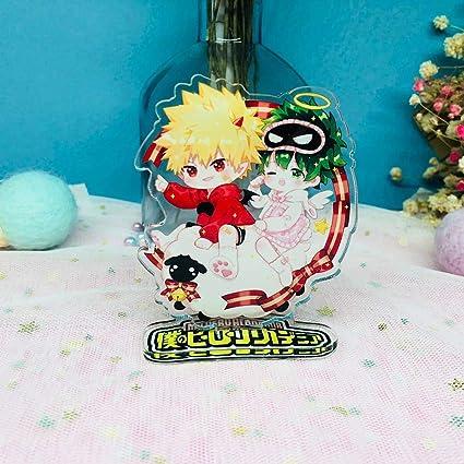 My Hero Academia Todoroki Shoto Acrylic Stand Figure Home Decor 16CM