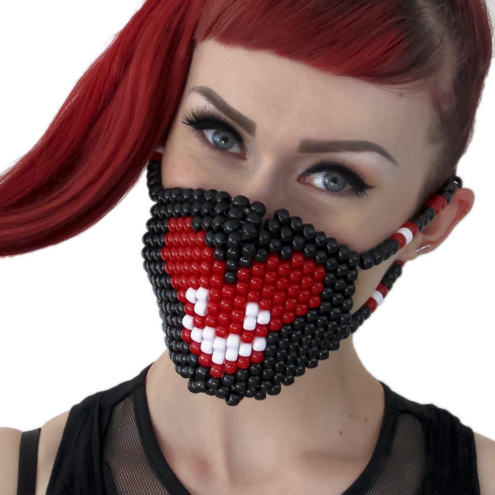 Deadmau5 Kandi Mask Surgical Deadmaus by Kandi Gear
