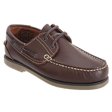 71e416db7bf DEK - Chaussures Bateau - Garçon  Amazon.fr  Chaussures et Sacs