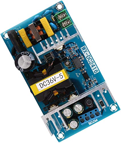 AC-DC 100-240V to 36V 5A 180W 50//60HZ Power Supply Switching Board Module tb