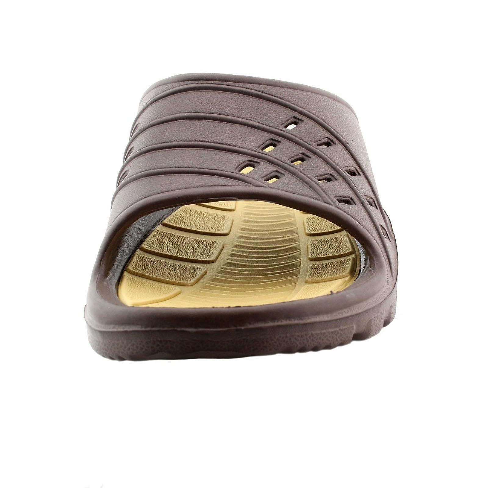 fb1a03c93a17 HQ Images of Kaiback Simple Slide Sport Shower Sandal (11 12)