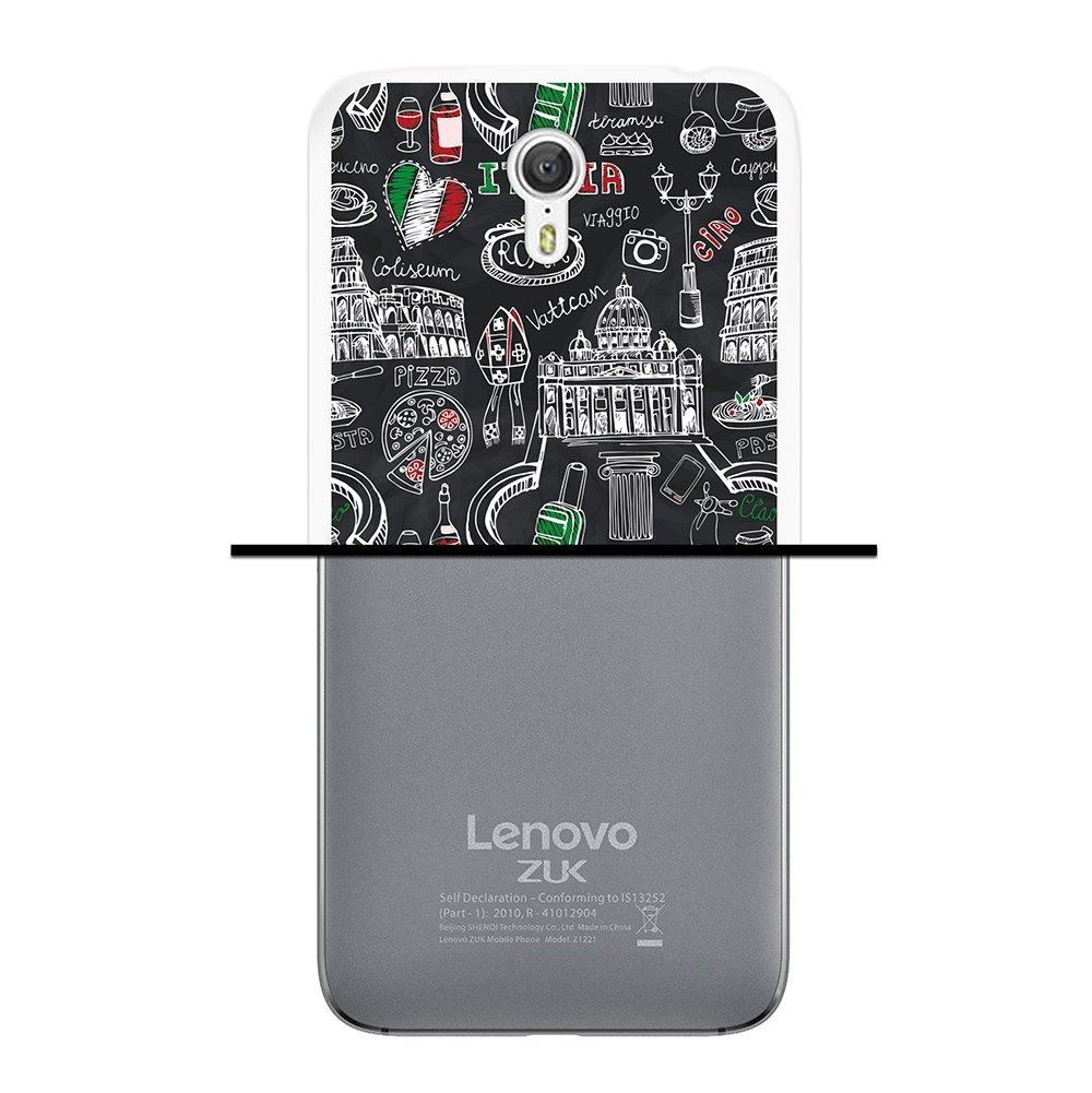 WoowCase Funda para Lenovo ZUK Z1, [Lenovo ZUK Z1 ] Silicona Gel ...