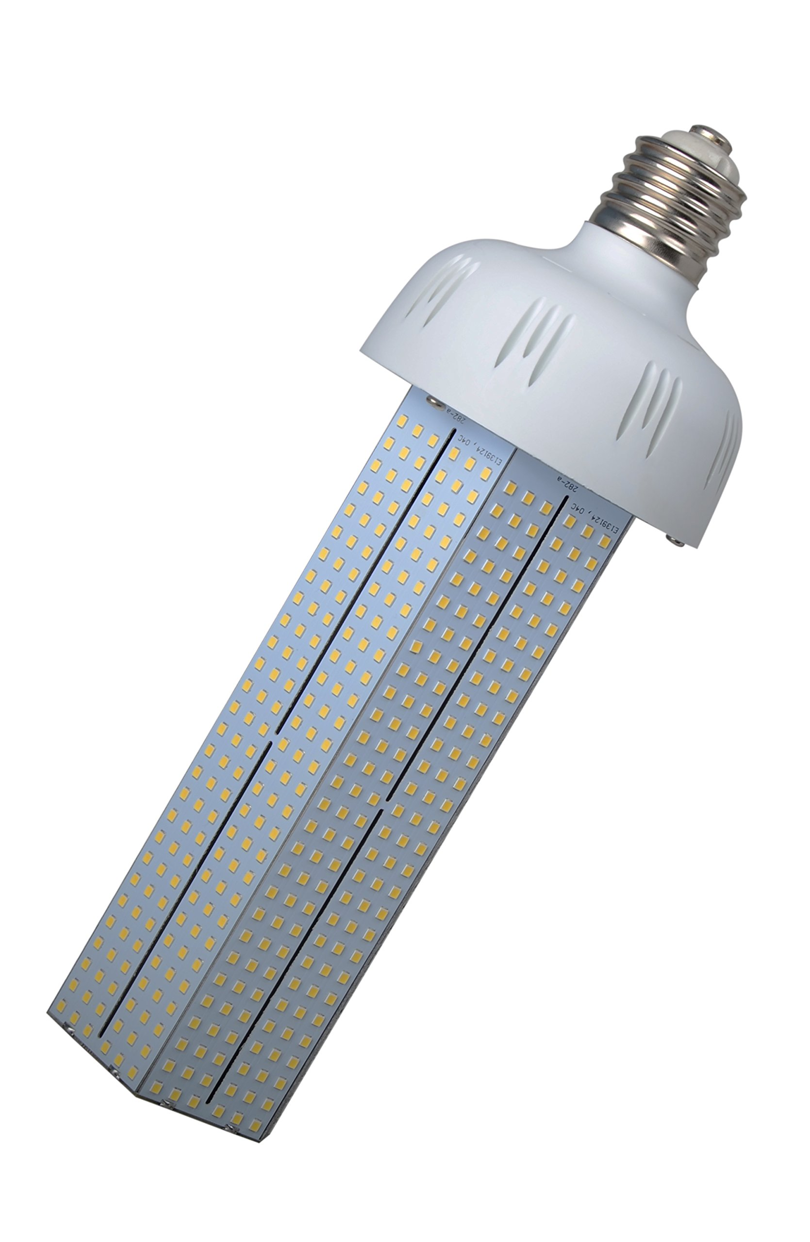 Pearlight LED Corn Bulb 120W E39 UL listed 5000k Ac277V Energy Saving High Power Light 15600 LM Lighting Angle 360 degree light to Replace HPS HID CFL Bulb