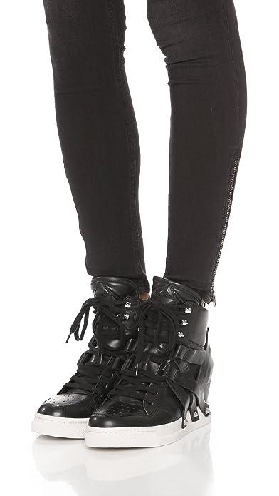 17d25c14d0ec Amazon.com  Ash Women s Call Wedge Sneakers  Shoes